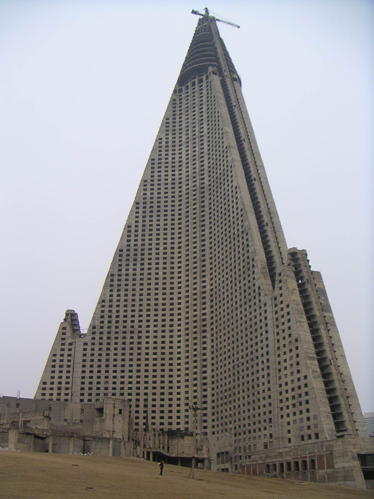 ryugyong hotel tower 1 - Highest Buildings